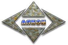 Логотип концерна АЛКОН